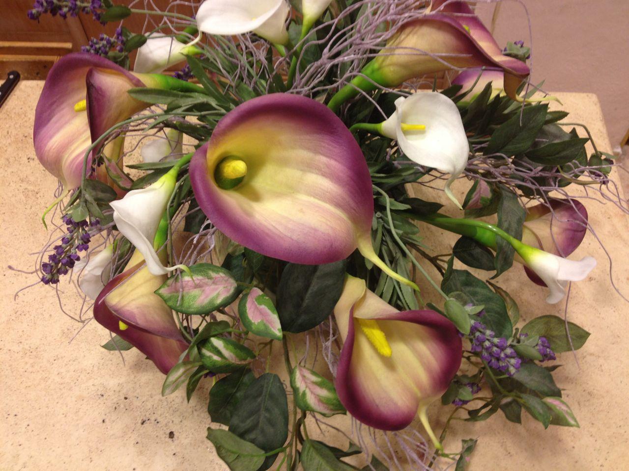 Popolare Elisabetta Fiori e Piante – Composizione di fiori artificiali XN44