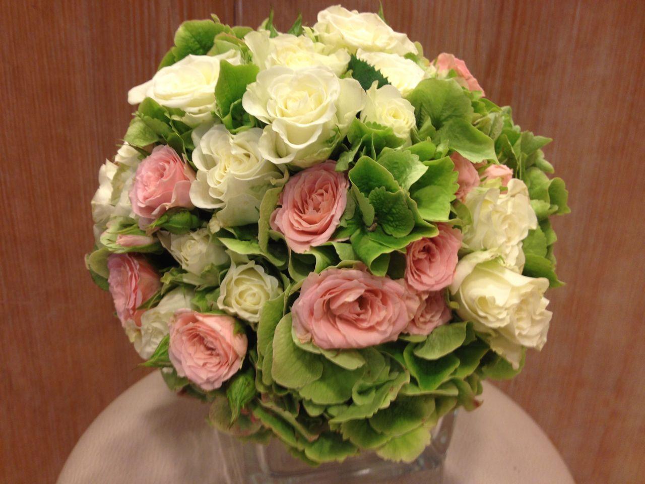 Bouquet Ortensie E Rose : Bouquet con ortensie idee per il design della casa
