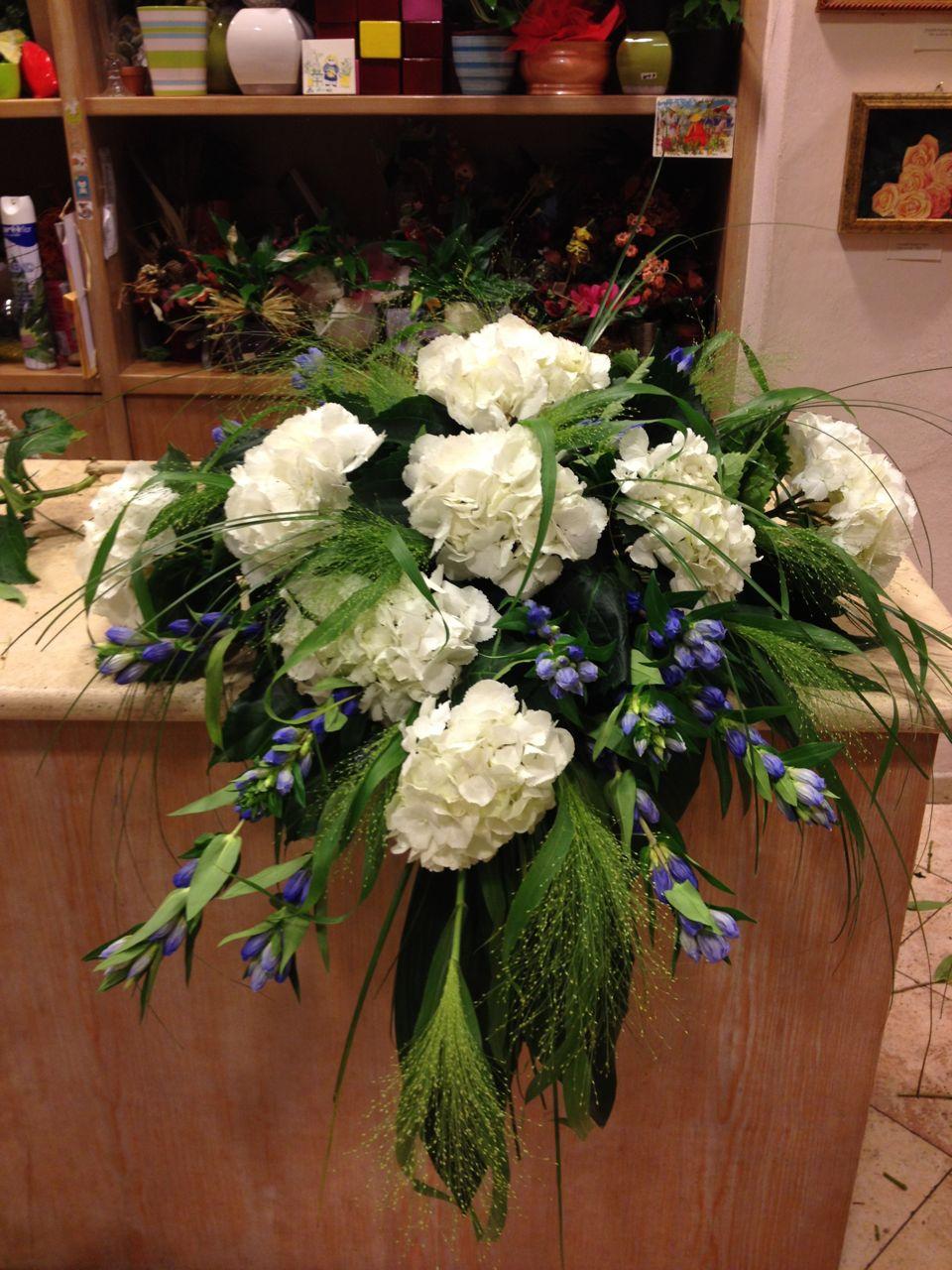 Composizioni Ortensie Matrimonio: Idea ortensie moda nozze forum matrimonio. ...