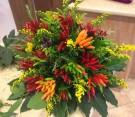 Bouquet con peperoncino