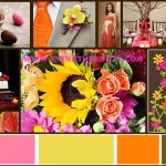 pink-brown-yellow-orange-fall-wedding-colors-autumn-wedding-color-scheme-using-pink-fall-weddings-color-ideas-pink-brown-yellow-wedding-insp