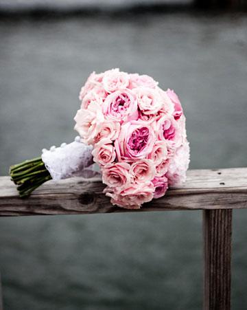 Elisabetta fiori e piante bouquet di rose rosa antico for Rose color rosa antico