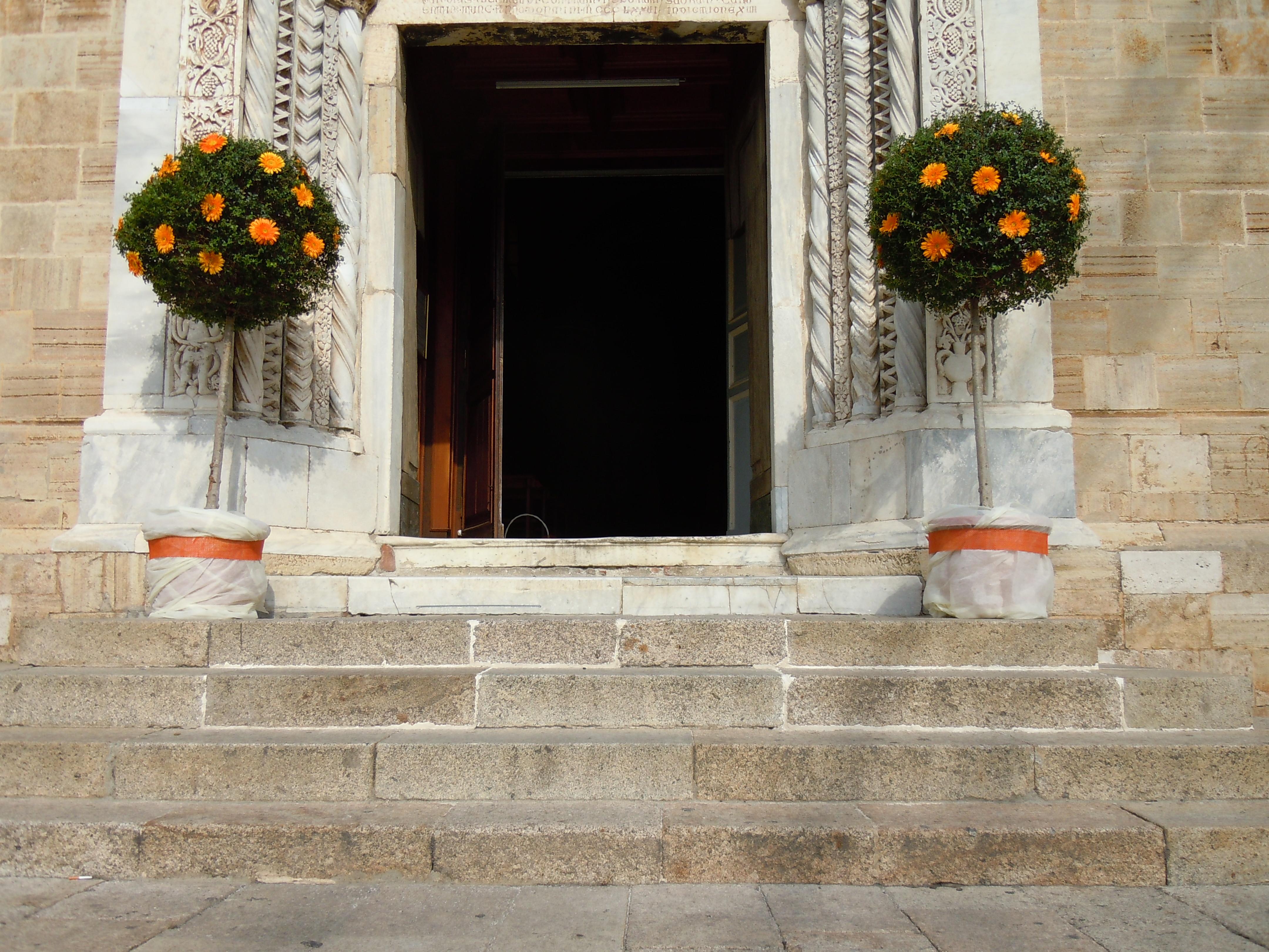 Decorazioni Matrimonio Arancione : Decorazioni arancioni: angelina film arancione cm decorazioni